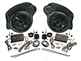 JKU-Pods with Kicker 6.75' Speakers By Select Increments - 07-16 Jeep Wrangler Unlimited Speaker Pods (Includes Speakers)