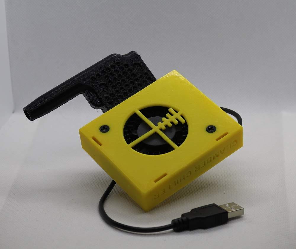 Chamber Chiller BA .308-.338 USB Yellow Right Hand