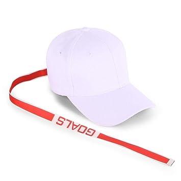 Loe Ajuste del cinturón de moda Con Hip Hop negro Sombrero ...