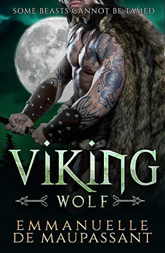 Viking Wolf A Darkly Passionate Warrior Romance Viking Warriors Book 2