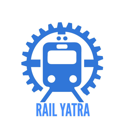 (Rail Yatra- Book tickets, check pnr status,live train staus)
