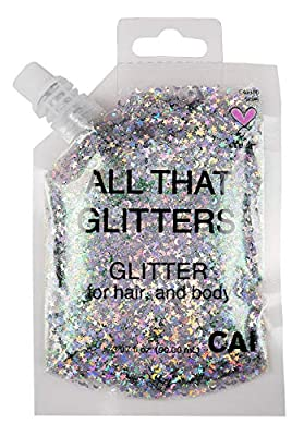 Glitter Body, Face, Lipstick Lips, Nails, Hair Holographic Cosmetic Grade Glamour