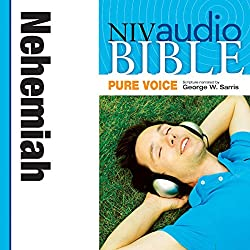 NIV Audio Bible, Pure Voice: Nehemiah