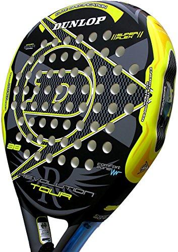 Pala de pádel Dunlop Revolution Tour 2.0 Yellow 2016