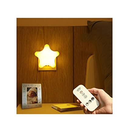 Amazon.com: PPWAN Desk LampLED Night Light Bulb Plug-in ...