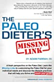 The Paleo Dieter's Missing Link, Adam Farrah, 0988717212