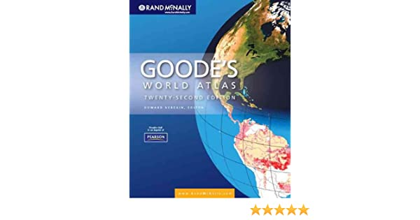 Goodes World Atlas 23rd Edition