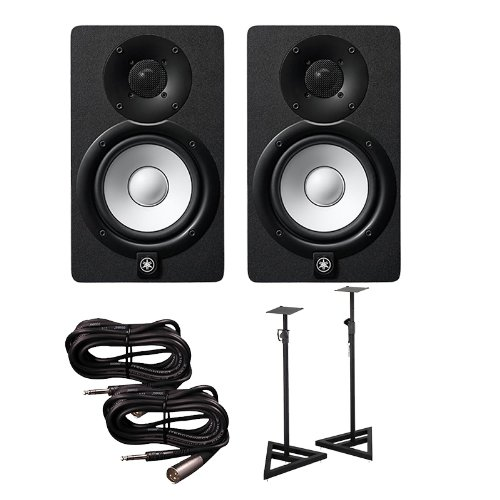 Yamaha HS5 Monitors XLR Male Speaker