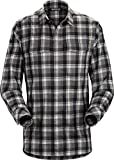 Arc'teryx  Men's Gryson Long Sleeve Shirt Pilot Black Large
