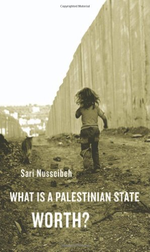 Cover of What Is a Palestinian State Worth?