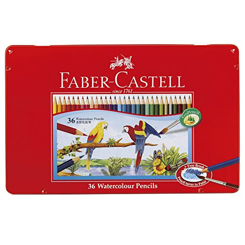 Shachihata watercolor Faber Castell TFC WCP 36C product image