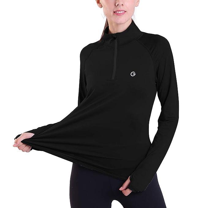 Amazon.com: Ogeenier - Camisetas de running para mujer ...