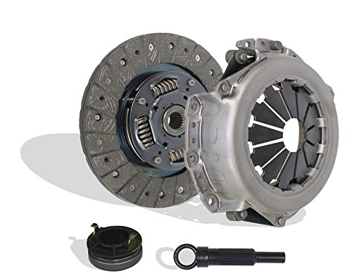 Clutch Kit Seco Hd Fits Hyundai Accent Gl Gls Gt L4 1.6L Dohc - Hyundai Accent Clutch Kit