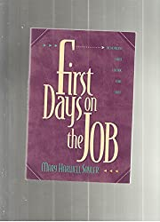 First Days on the Job: Devotions That Work for You