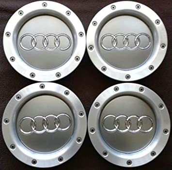 REPLACEMENT PART Set Pcs AUDI A A A TT WHEEL CENTER CAPS RIM - Audi wheel center caps
