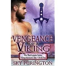 Vengeance of a Viking (The MacLomain Series: Viking Ancestors' Kin Book 2)