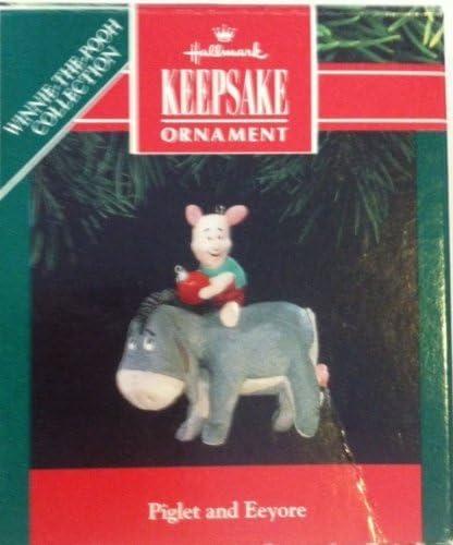 Hallmark Keepsake Ornament Disney Winnie the Pooh Collection A Little Perspective Eeyore