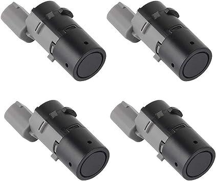 Yuk 4 Stücke 66206989069 Vorne Hinten Bumper Unterstützung Reverse Pdc Hilfe Parkplatz Sensor Für E39 E46 E53 E60 E61 E63 X3 X5 4 Stücke Auto