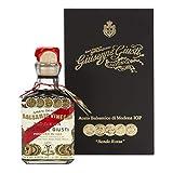 Giusti Giuseppe 5 Gold Medals'Banda Rossa' Cubica - Balsamic Vinegar of Modena Italy (8.45 fl oz / 250ml)
