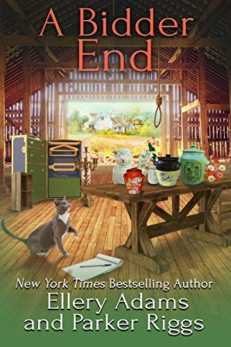 A Bidder End (Antiques & Collectibles Mysteries Book 7) by [Adams, Ellery, Riggs, Parker]