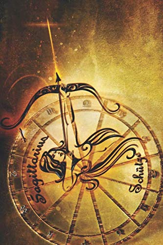Sagittarius: The Archer: Zodiac Horoscope Journal Lined Notebook To Write things in. Perfect Gifts for Women.