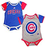 Chicago Cubs Baby / Infant 2 Piece Creeper Set