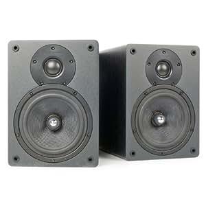 Cambridge Audio S30 - Juego de altavoces (2 unidades), color negro