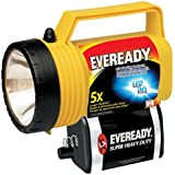 Eveready 5109LS Yellow/Black LED Outdoor Floating Lantern/Flashlight