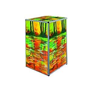 topa Caja schöner-wohnen24, wasserwege 2, 80x 72x 122cm, 4251260907110