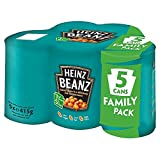 Heinz Baked Beanz in Tomato Sauce (5x415g) - Pack of 6