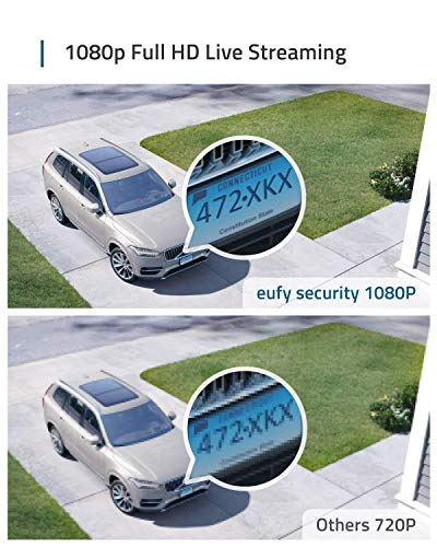 eufy Security eufyCam 2C Wireless Home Security Camera System, 180-Day Battery Life, HomeKit Compatibility, HD 1080p…