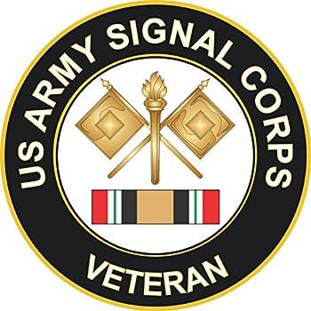 Amazon Com Militarybest Army Signal Corps Gulf War Veteran 8 Inch