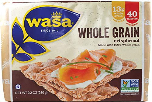 Wasa Wholegrain Crispbread, 9.2 oz ()