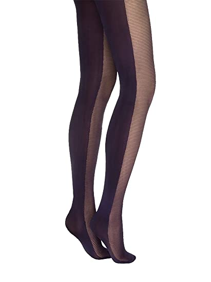 03f3af25e09 Conte elegant Elastic Opaque Decorative 50 Denier Tights - Alliance at Amazon  Women s Clothing store