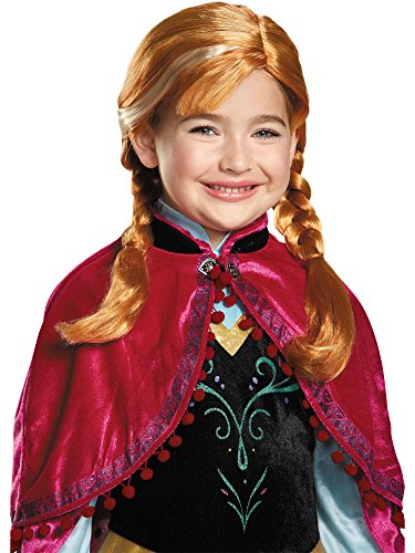 Disney's Frozen Anna Child Wig]()