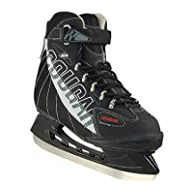 American Athletic Shoe Junior Cougar Soft Boot Hockey Skates