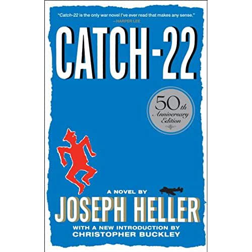 an analysis of catch 22 by joseph hellers