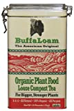Buffaloam Organic BLPF Plant Food Loose Compost Tea, 1.6-Pound