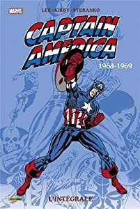 "Afficher ""Captain America n° 1968-1969"""