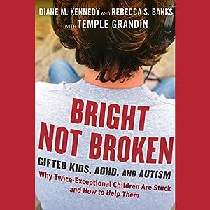 Bright Not Broken Audiobook