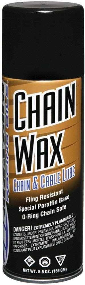 CHAIN WAX 5.5oz MAXIMA RACING OIL 74908