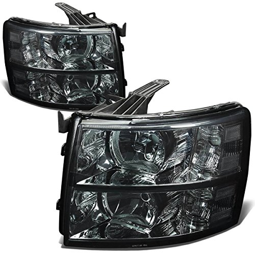 09 silverado headlight assembly - 6