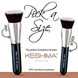 Flat Top Kabuki Foundation Brush By Keshima