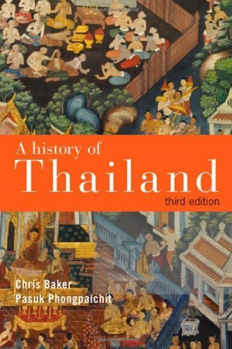 A History of Thailand by Baker, Chris, Phongpaichit, Pasuk (2014) Paperback