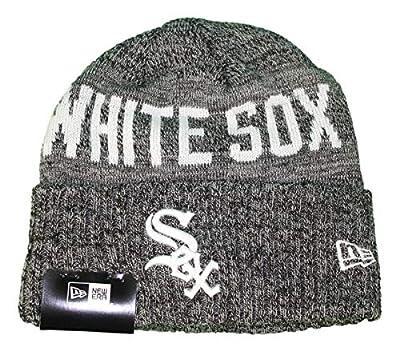 New Era Chicago White Sox MLB Crisp Colored Cuffed Knit Hat