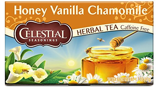 Celestial Seasonings Herbal Vanilla Chamomile