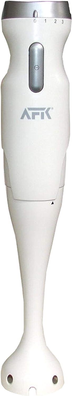 AFK Stabmixer Mixer R/ührer Stick Blender Mixstab STM-300 300 Watt 3 Geschwindigkeitsstufen B-Ware