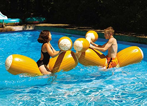 Swimline Flume Action Inflatable Swimming
