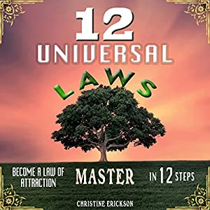 12 Universal Laws Audiobook