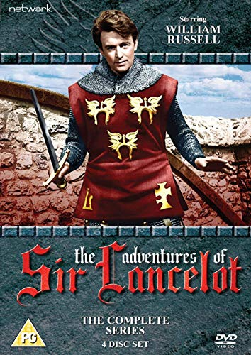 The Adventures of Sir Lancelot: The Complete Series [DVD]